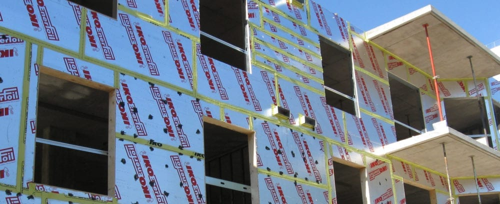 Non-Permeable Wall Insulation