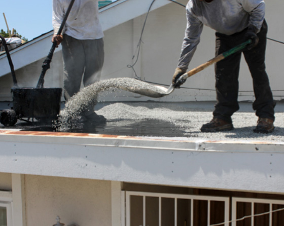 Why Put Gravel on a Flat Roof - The Purpose of Gravel on