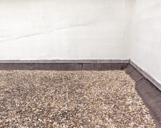 Why Put Gravel On A Flat Roof The Purpose Of Gravel On
