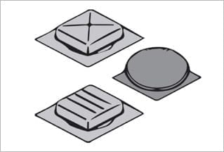 Various Roof Vents
