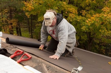 The Purpose of Roofing Felt - Is Roofing Felt Necessary? - IKO Roofing