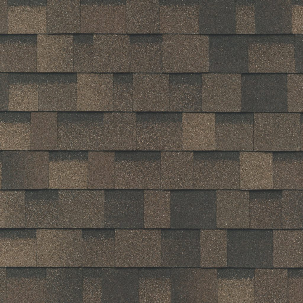 IKO Shingles Dynasty-Brownstone color blend