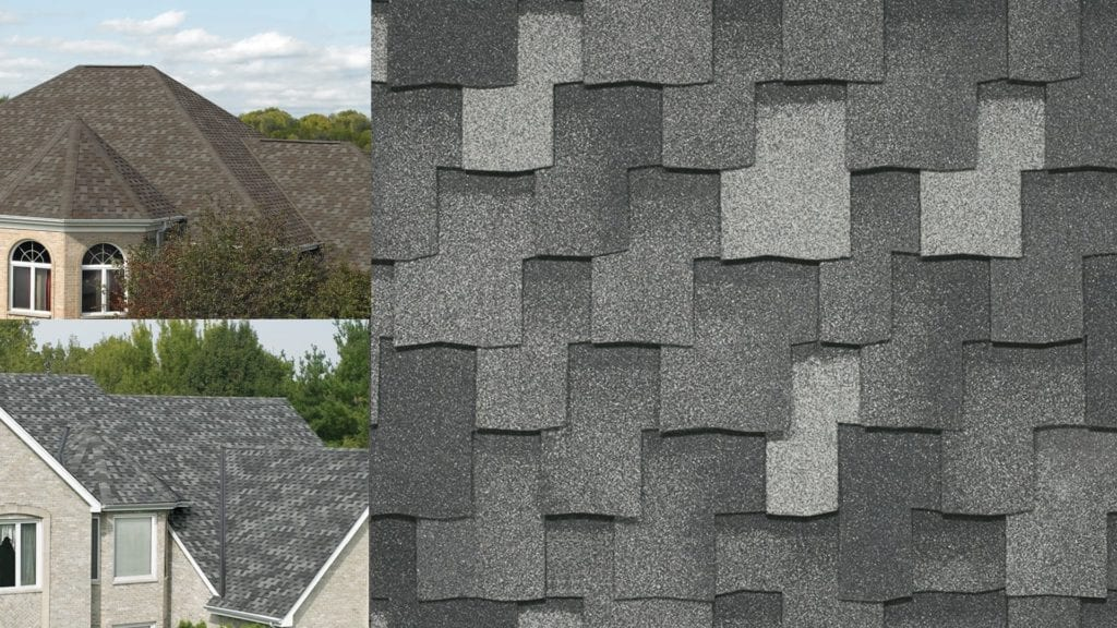 A Helpful Guide To Roof Shingle Patterns Residential