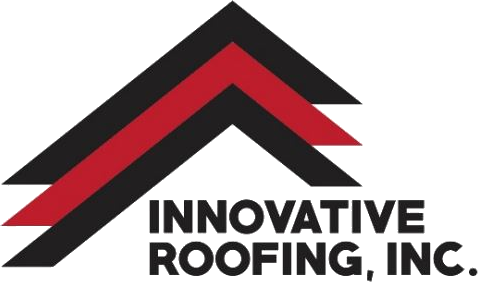 Innovate Inc. Roofing Comany Name and Logo
