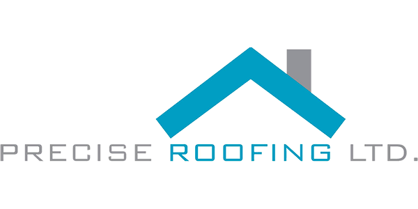 Precise Roofing Ltd. Comany Name and Logo