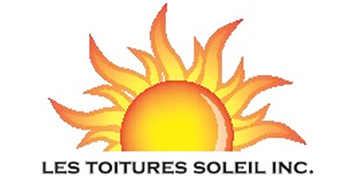 Les Toitures Soleil and Logo