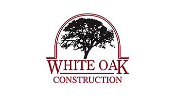 White Oak Construction Business Name and Logo