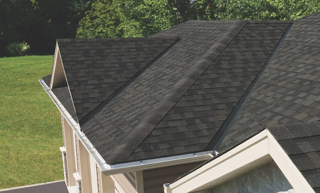 How To Shingle A Roof Valley With Architectural Roofing