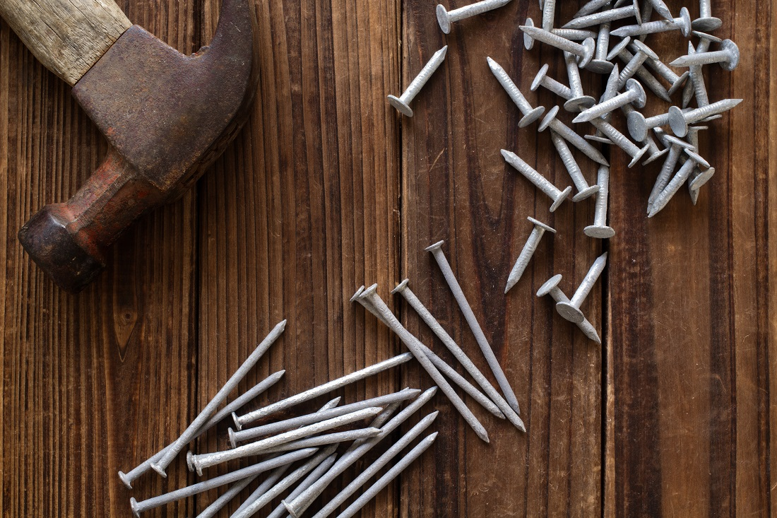 various types of roofing nails